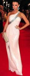 Preloved prom dress, as worn by Lucy Meck from TOWIE