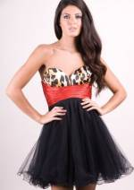 A hot seller and celebrity favourite, the Forever Unique Leopard Tutu dress.  Was £160, now £99.99