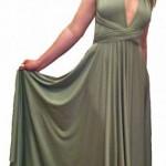 Convertible dress at WiW