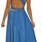 Multi Wrap dress at WiW