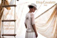 Italian day wear by Elisa Cavaletti