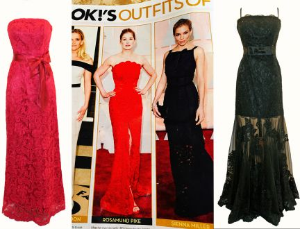 Get the celebrity style as seen in OK Mag.June 2015